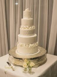 5 tier wedding cake 5 tier white on white wedding cake cakecentral