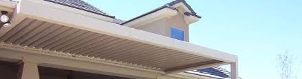 Automatic Patio Cover Austin Patio Covers Louvered Roofs Alumawood Porch Shade