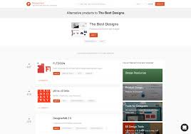 6 alternatives to the best designs product hunt