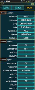 ingress hacked apk ganess ingress bot