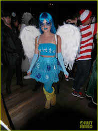 Lucy Halloween Costume Colton Haynes U0026 Lucy Hale Bring Costume Game