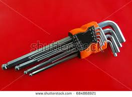 alum key set allen key stock images royalty free images vectors