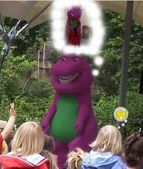 Barney Meme - nunca pese eso de barney meme subido por fran1231 memedroid