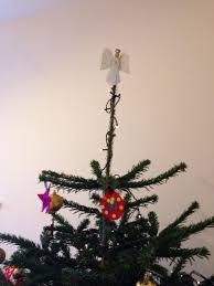 angel xmas tree homemade angel on tree kids angel kids craft