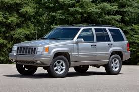 75 years of jeep part 6 the chrysler years 1987 1998