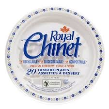 chinet plates home hardware 20 pack chinet dessert plates