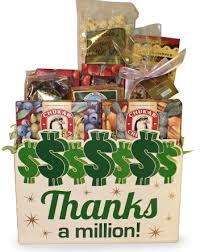 thank you baskets deschutes gift baskets thanks million gift basket ideas