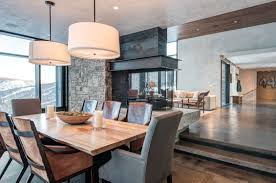 Modern Home Interior Decoration by Pearson Design Group Mountain Modern