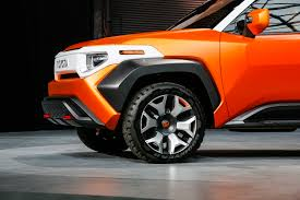 toyota suv toyota ft 4x concept first look a rolling millennial adventure