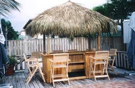 cypress tiki bars u0026 huts palm trees thatch tiki decor