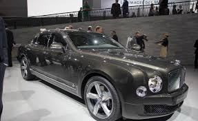 bentley mulsanne blacked out paris motor show 2014 bentley mulsanne speed