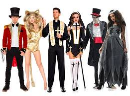 clever costumes for couples 25 genius couples costume ideas e news