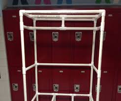 how to make a closet organizer out of pvc 8 steps with pictures