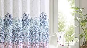 Purple Shower Curtain Sets - purple shower curtain myra plum fabric shower curtain waverly