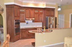 Modern Cherry Kitchen Cabinets Cherry Wood Kitchen Cabinets Kitchen Traditional With Back Splash