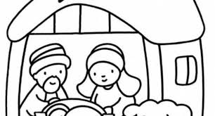 nativity scene coloring pages archives cool coloring pages