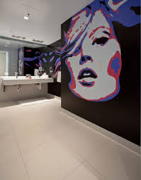 9 awesome wall murals that make a statement contemporist 9 examples of spaces that have used murals as decoration