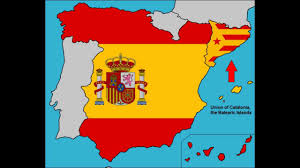Catalonia Spain Map by Spain Alternative Future 01 Youtube
