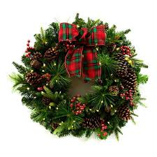 wreaths garland sam s club