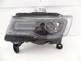 nissan pathfinder xenon headlights oem xenon headlight head light lamp jeep grand cherokee srt black
