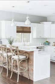 Kitchen Islands And Stools 15 Cool Kitchen Islands With Eating Zones Shelterness