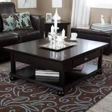 long black coffee table interior trendy black living room table 18 coffee tables