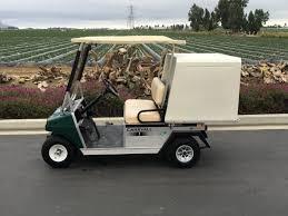 electric utility cart sales ventura county