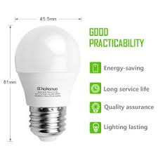 standard light bulb base e26 a15 led bulb 40watts incandescent bulb equivalent kakanuo g45