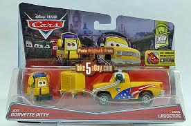 jeff corvette mattel disney pixar cars jeff gorvette s pitty is no tool take