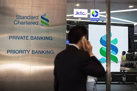standard chartered taps cheri mcguire as its chief information