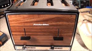 Proctor Silex Toaster Oven Broiler Fixing An Older Proctor Silex Toaster T009b Youtube