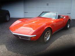 1970 corvette stingray for sale 1970 chevrolet corvette for sale on classiccars com 38 available