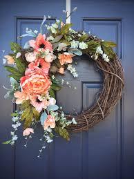 wreaths door decor decorating door wreaths