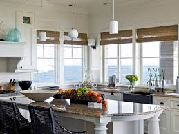 Chic Coastal Living by Cozy And Chic Coastal Kitchen Designs Coastal Kitchen Designs And