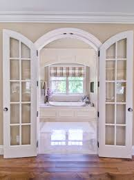 Curtains For Interior French Doors Adorn Your Rooms With Arched French Doors Interior Breathtaking