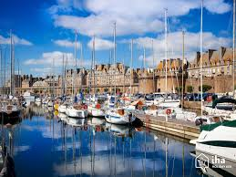 St Malo France Map by Saint Malo Rentals For Your Holidays With Iha Direct