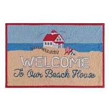 Beach House Rugs Beach House Rug Rugs Ideas