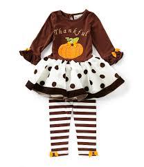 editions 2t 6x thanksgiving pumpkin tutu dress