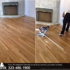 Hardwood Floor Installation Los Angeles Hardwood Revival 12 Photos Flooring 7275 Franklin Ave