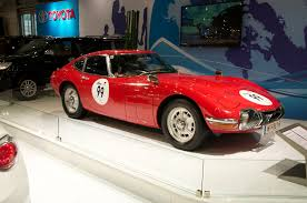 toyota supercar toyota 2000gt the first japanese supercar motoringhistory com