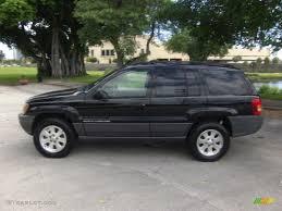 2001 gray jeep grand cherokee 2001 black jeep grand cherokee laredo 98149891 photo 2