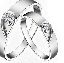 soulmate wedding ring sterling silver soulmate ring han edition in rings from