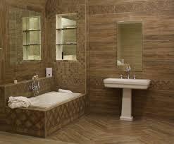 Modern Bathroom Floor Tile Zampco - Tile design for bathroom