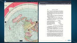 Correct World Map by Correct Map Flat Earth Australia Evidence Explored Debunk This