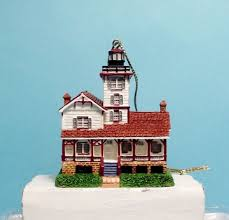 lighthouse tree ornaments collection on ebay