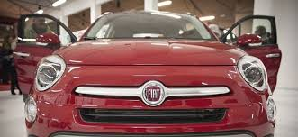 porte aperte concessionarie auto concessionarie fiat porte aperte alla 500x