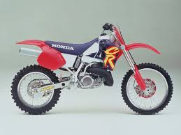 motocross bikes honda 1995 cr250 1990 u0027s dirt bikes pinterest dirt biking