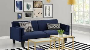 blue couch living room cool navy blue sofa in great 13 for room ideas with tokumizu