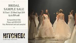 Wedding Dress Sample Sales Sassy Scoop Bridal Sample Sales At Trinity Bridal U0026 Hitched