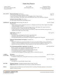 sample cv for teacher job 100 sample resume for special education teacher sample